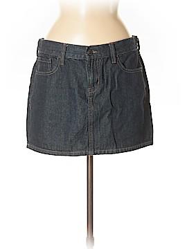 Old Navy Denim Skirt Size 8 (Petite)