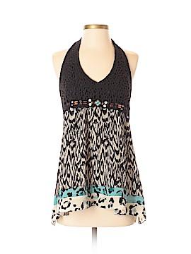 Nanette Lepore Sleeveless Silk Top Size S