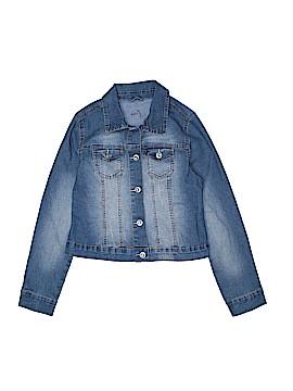 Jordache Denim Jacket Size 10 - 12