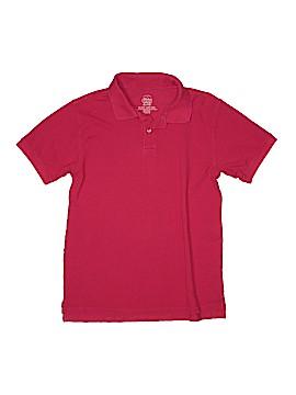 Faded Glory Short Sleeve Polo Size 14 - 16