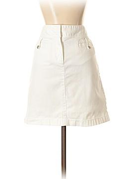 Ann Taylor LOFT Outlet Denim Skirt Size 2