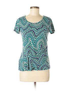 Jennie & Marlis Short Sleeve Top Size S