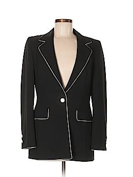 RENA LANGE Wool Blazer Size 8