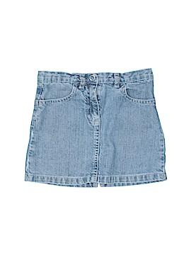 Petit Bateau Denim Skirt Size 4