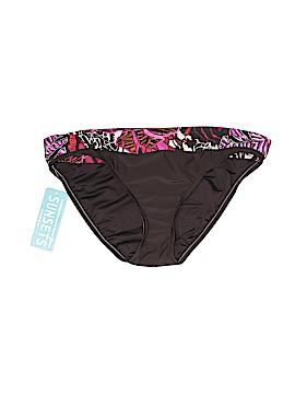 Sunsets Swimsuit Bottoms Size XL