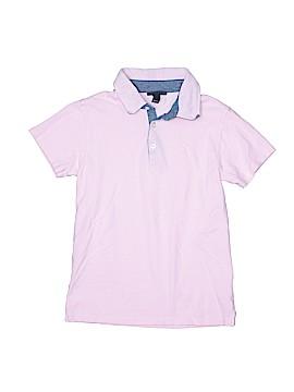 Oscar De La Renta Short Sleeve Polo Size 14
