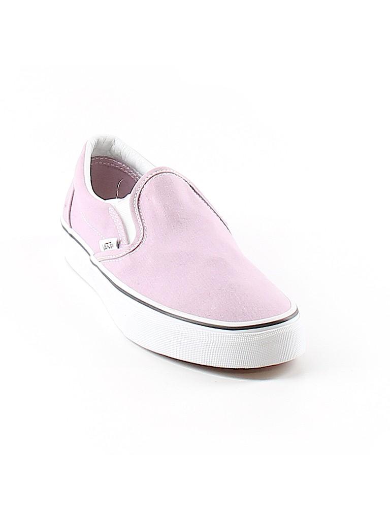 7e468829cd Vans Solid Light Purple Sneakers Size 7 1 2 - 60% off