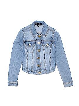 Fire Los Angeles Denim Jacket Size 7