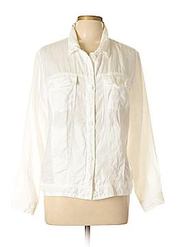 Cynthia Rowley Long Sleeve Button-Down Shirt Size 1X (Plus)