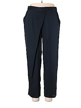 Armani Collezioni Silk Pants Size 16