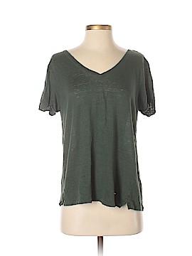 Violeta by Mango Short Sleeve T-Shirt Size S