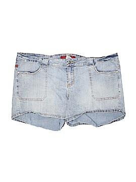 YMI Denim Shorts Size 24 (Plus)