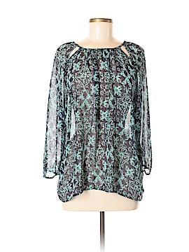Creative Commune 3/4 Sleeve Blouse Size XL