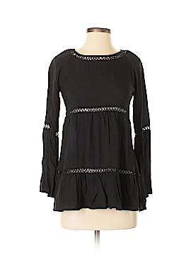 Haute Society Long Sleeve Blouse Size XS