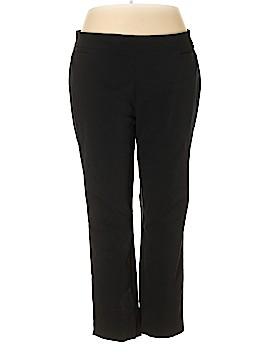 Kim Rogers Casual Pants Size 24 (Plus)