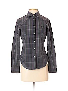 Teenie Weenie Long Sleeve Button-Down Shirt Size M