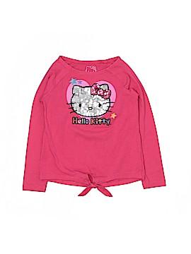 Hello Kitty Long Sleeve T-Shirt Size 4T