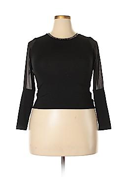 DKNY Long Sleeve Top Size XL