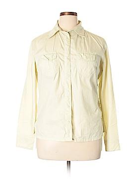 REI Long Sleeve Button-Down Shirt Size XL
