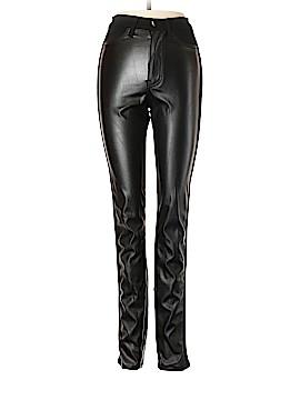 Vibrant M.I.U Faux Leather Pants Size 1