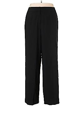 Jones New York Collection Wool Pants Size 18W (Plus)