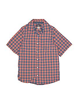 OshKosh B'gosh Short Sleeve Button-Down Shirt Size 12