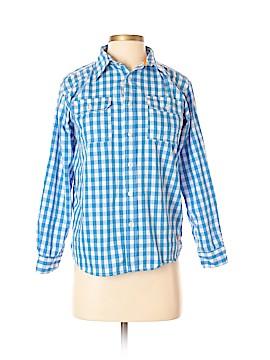 English Laundry Long Sleeve Button-Down Shirt Size 14