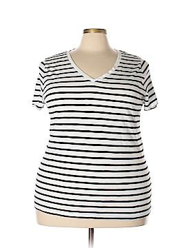 Ava & Viv Short Sleeve T-Shirt Size 2X (Plus)