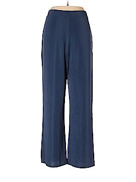 Susan Graver Casual Pants Size M (Petite)