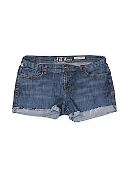 !It Jeans Denim Shorts 31 Waist