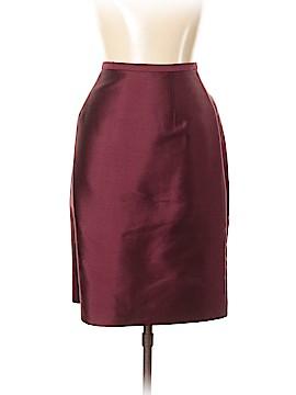 Kay Unger Silk Skirt Size 10