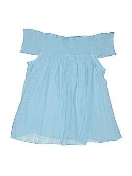 No Boundaries Short Sleeve Blouse Size 7 - 9