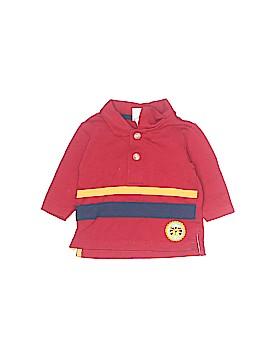 Little Me Long Sleeve Polo Size 3 mo