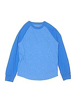 Cat & Jack Long Sleeve T-Shirt Size 8 - 10