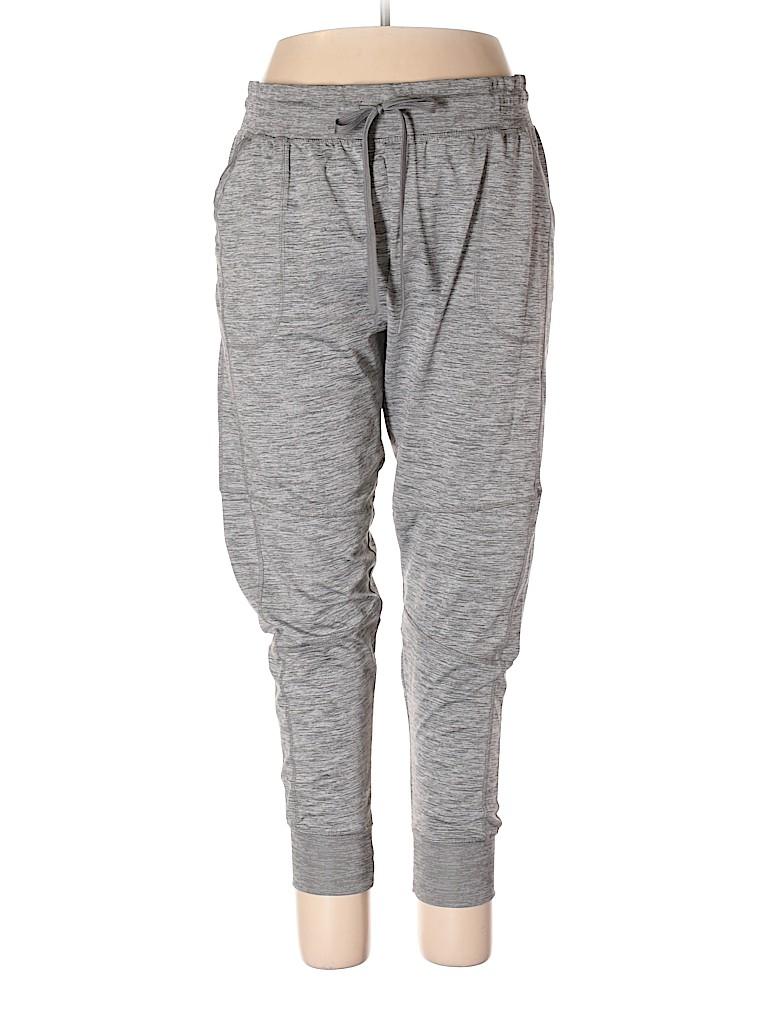Danskin Women Sweatpants Size 2X (Plus)