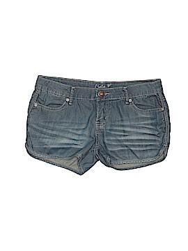 ChiQle Denim Architect Denim Shorts Size L