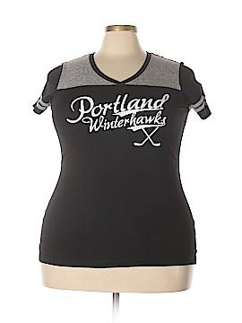District. Short Sleeve T-Shirt Size 3X (Plus)