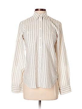 L-RL Lauren Active Ralph Lauren Long Sleeve Button-Down Shirt Size XS