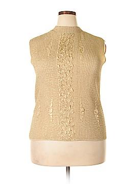 Koret Sleeveless Blouse Size 18 (Plus)