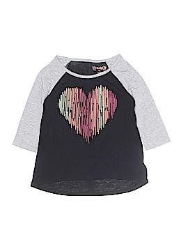 Mudd 3/4 Sleeve T-Shirt Size 7 - 8