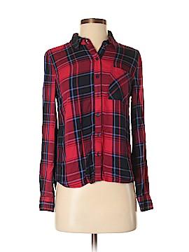 Como Vintage Long Sleeve Button-Down Shirt Size S