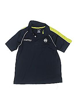 Nautica Short Sleeve Polo Size 6 - 7