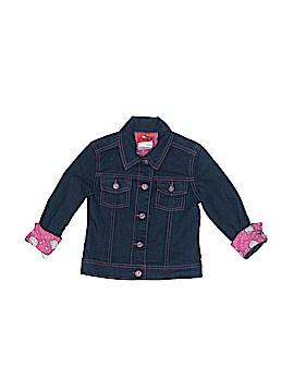 Hello Kitty Denim Jacket Size 4