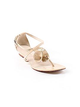 Loeffler Randall Sandals Size 7 1/2