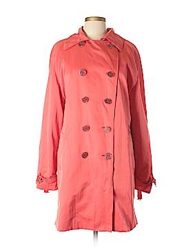 Elie Tahari Trenchcoat Size XL