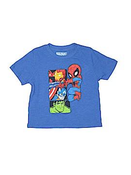 Marvel Short Sleeve T-Shirt Size 4T