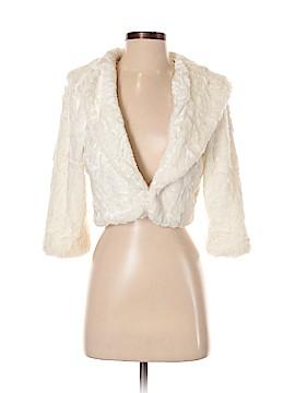Kensie Faux Fur Jacket Size 6