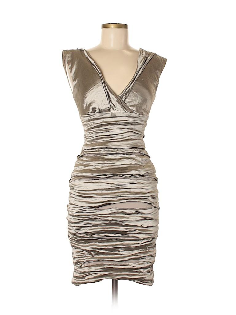 Nicole Miller Women Cocktail Dress Size 0