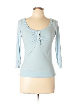 Miss Sixty 3/4 Sleeve Henley Size L