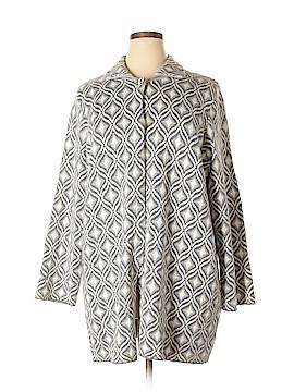 Liz Claiborne Cardigan Size 3X (Plus)